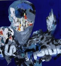 discussion-2014-90-x-90-cm-technique-mixte-collage-sur-toile-3-000-e282ac