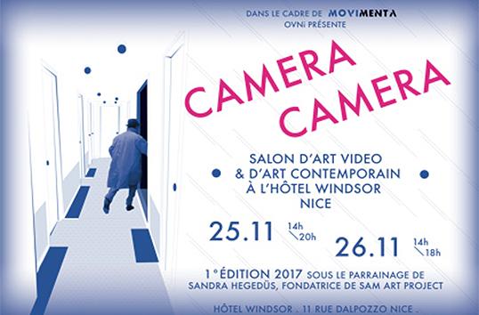 Salon Camera Camera<br>24-26 novembre 2017